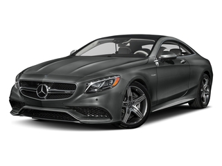 Selenite Grey Metallic 2017 Mercedes-Benz S-Class Pictures S-Class AMG S 63 4MATIC Coupe photos front view