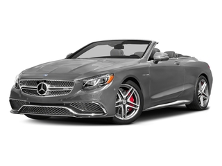 designo Magno Alanite Grey (Matte Finish) 2017 Mercedes-Benz S-Class Pictures S-Class 2 Door Cabriolet photos front view