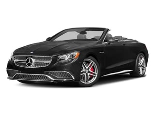 Magnetite Black Metallic 2017 Mercedes-Benz S-Class Pictures S-Class AMG S 65 Cabriolet photos front view