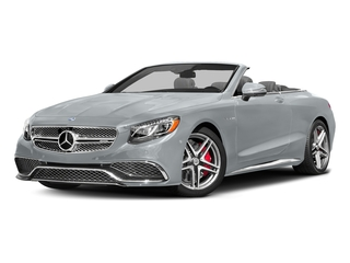 Diamond Silver Metallic 2017 Mercedes-Benz S-Class Pictures S-Class AMG S 65 Cabriolet photos front view
