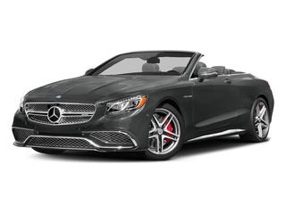 Selenite Grey Metallic 2017 Mercedes-Benz S-Class Pictures S-Class AMG S 65 Cabriolet photos front view