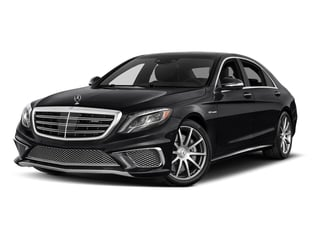 Black 2017 Mercedes-Benz S-Class Pictures S-Class 4 Door Sedan photos front view