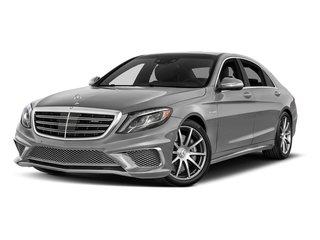 designo Magno Alanite Grey (Matte Finish) 2017 Mercedes-Benz S-Class Pictures S-Class 4 Door Sedan photos front view