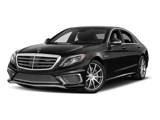 Magnetite Black Metallic 2017 Mercedes-Benz S-Class Pictures S-Class 4 Door Sedan photos front view