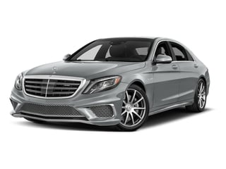 Iridium Silver Metallic 2017 Mercedes-Benz S-Class Pictures S-Class 4 Door Sedan photos front view