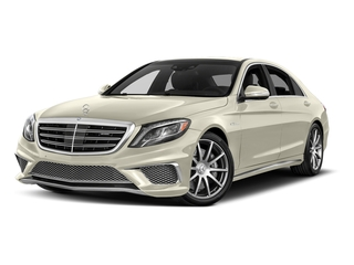 designo Diamond White Metallic 2017 Mercedes-Benz S-Class Pictures S-Class 4 Door Sedan photos front view