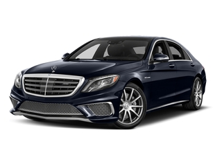 Lunar Blue Metallic 2017 Mercedes-Benz S-Class Pictures S-Class 4 Door Sedan photos front view