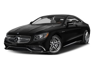 Magnetite Black Metallic 2017 Mercedes-Benz S-Class Pictures S-Class 2 Door Coupe photos front view