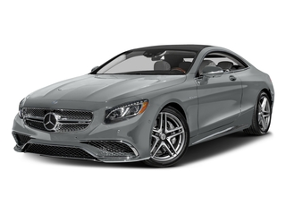 Iridium Silver Metallic 2017 Mercedes-Benz S-Class Pictures S-Class 2 Door Coupe photos front view