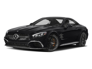 Black 2017 Mercedes-Benz SL Pictures SL AMG SL 65 Roadster photos front view