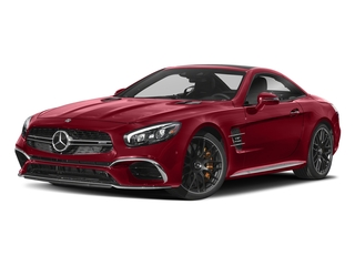 Mars Red 2017 Mercedes-Benz SL Pictures SL AMG SL 65 Roadster photos front view