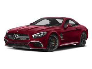 designo Cardinal Red Metallic 2017 Mercedes-Benz SL Pictures SL AMG SL 65 Roadster photos front view