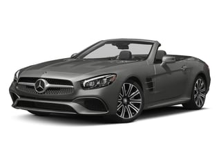 designo Magno Selenite Grey (Matte Finish) 2017 Mercedes-Benz SL Pictures SL Roadster 2D SL450 V6 Turbo photos front view