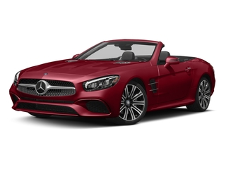 Mars Red 2017 Mercedes-Benz SL Pictures SL Roadster 2D SL450 V6 Turbo photos front view