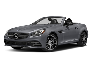 designo Shadow Grey Magno 2017 Mercedes-Benz SLC Pictures SLC AMG SLC 43 Roadster photos front view