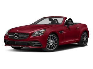 Mars Red 2017 Mercedes-Benz SLC Pictures SLC AMG SLC 43 Roadster photos front view