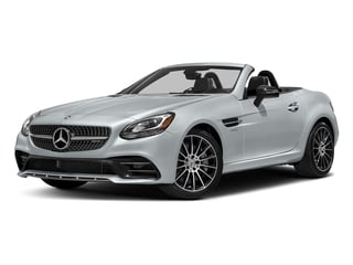 Diamond Silver Metallic 2017 Mercedes-Benz SLC Pictures SLC AMG SLC 43 Roadster photos front view