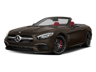Dolomite Brown Metallic 2017 Mercedes-Benz SL Pictures SL AMG SL 63 Roadster photos front view