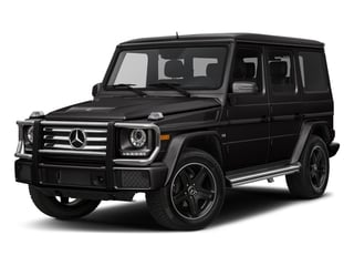 designo Platinum Black 2017 Mercedes-Benz G-Class Pictures G-Class 4 Door Utility 4Matic photos front view