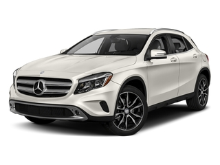 Cirrus White 2017 Mercedes-Benz GLA Pictures GLA GLA 250 4MATIC SUV photos front view