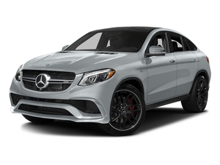 Diamond Silver Metallic 2017 Mercedes-Benz GLE Pictures GLE AMG GLE 63 S 4MATIC Coupe photos front view