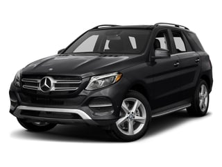 Black 2017 Mercedes-Benz GLE Pictures GLE Utility 4D GLE300 AWD I4 Diesel photos front view