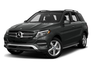 Selenite Grey Metallic 2017 Mercedes-Benz GLE Pictures GLE Utility 4D GLE300 AWD I4 Diesel photos front view