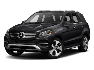 Black 2017 Mercedes-Benz GLE Pictures GLE GLE 350 4MATIC SUV photos front view
