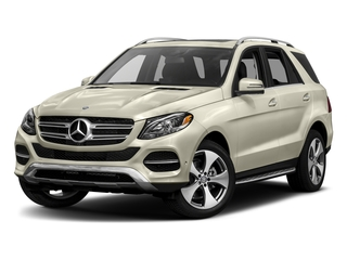 designo Diamond White Metallic 2017 Mercedes-Benz GLE Pictures GLE Utility 4D GLE350 2WD V6 photos front view