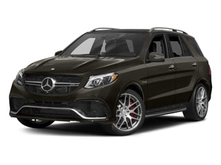 Dakota Brown Metallic 2017 Mercedes-Benz GLE Pictures GLE AMG GLE 63 4MATIC SUV photos front view