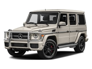 Desert Silver 2017 Mercedes-Benz G-Class Pictures G-Class AMG G 63 4MATIC SUV photos front view