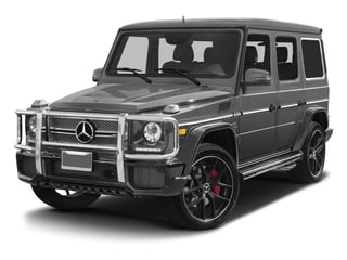 designo Graphite 2017 Mercedes-Benz G-Class Pictures G-Class 4 Door Utility 4Matic photos front view