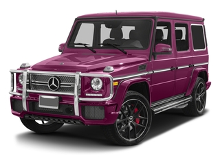 Galaticbeam 2017 Mercedes-Benz G-Class Pictures G-Class 4 Door Utility 4Matic photos front view
