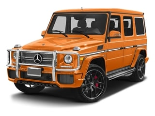 Sunsetbeam 2017 Mercedes-Benz G-Class Pictures G-Class AMG G 65 4MATIC SUV photos front view