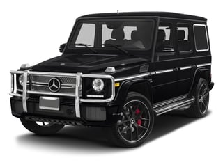 Black Opal Metallic 2017 Mercedes-Benz G-Class Pictures G-Class AMG G 65 4MATIC SUV photos front view