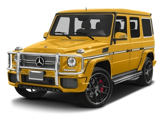 Solarbeam 2017 Mercedes-Benz G-Class Pictures G-Class 4 Door Utility 4Matic photos front view