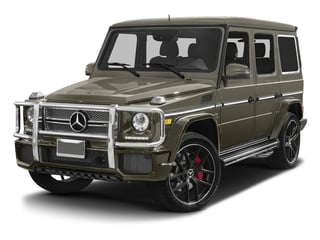 designo Sintered Bronze Magno (Matte Finish) 2017 Mercedes-Benz G-Class Pictures G-Class 4 Door Utility 4Matic photos front view