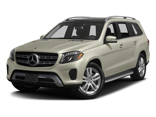 Polar White 2017 Mercedes-Benz GLS Pictures GLS Utility 4D GLS450 AWD V6 Turbo photos front view