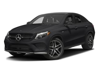Black 2017 Mercedes-Benz GLE Pictures GLE Utility 4D GLE43 AMG Sport Cpoe AWD photos front view