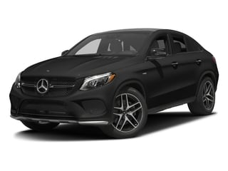 Obsidian Black Metallic 2017 Mercedes-Benz GLE Pictures GLE Utility 4D GLE43 AMG Sport Cpoe AWD photos front view
