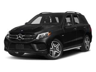 Black 2017 Mercedes-Benz GLE Pictures GLE Utility 4D GLE43 AMG AWD V6 photos front view
