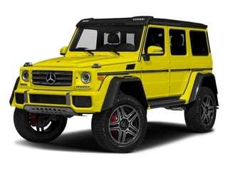 Electric Beam 2017 Mercedes-Benz G-Class Pictures G-Class G 550 4x4 Squared SUV photos front view