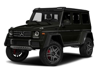Verde Brook Metallic 2017 Mercedes-Benz G-Class Pictures G-Class G 550 4x4 Squared SUV photos front view