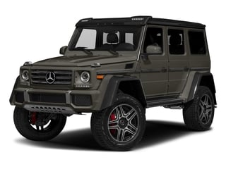 designo Sintered Bronze Magno (Matte Finish) 2017 Mercedes-Benz G-Class Pictures G-Class G 550 4x4 Squared SUV photos front view