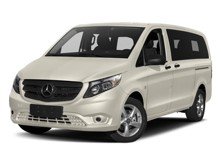 Mountain Crystal White Metallic 2017 Mercedes-Benz Metris Passenger Van Pictures Metris Passenger Van Passenger Van photos front view