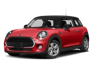 Chili Red 2017 MINI Hardtop 2 Door Pictures Hardtop 2 Door Cooper FWD photos front view