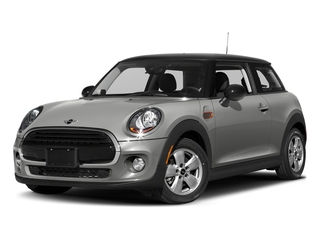 Moonwalk Grey Metallic 2017 MINI Hardtop 2 Door Pictures Hardtop 2 Door Cooper FWD photos front view