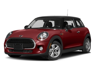 Blazing Red Metallic 2017 MINI Hardtop 2 Door Pictures Hardtop 2 Door Cooper FWD photos front view