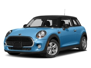 Electric Blue Metallic 2017 MINI Hardtop 2 Door Pictures Hardtop 2 Door Cooper FWD photos front view