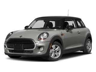 Melting Silver Metallic 2017 MINI Hardtop 2 Door Pictures Hardtop 2 Door Cooper FWD photos front view